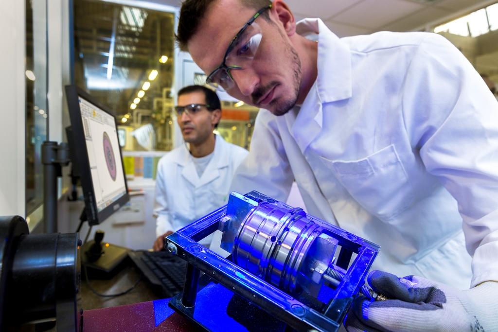 UIMM Manche - certificats de qualification paritaire de la métallurgie (CQPM) @Sebastien Borda