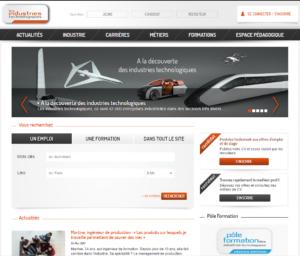 uimm Manche site les industries technologiques